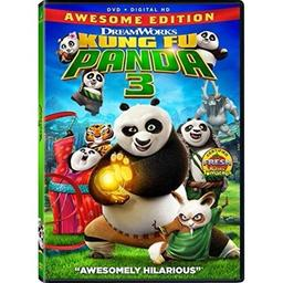 Kung fu panda . 03 / Jennifer Yuh Nelson, Alessandro Carloni, réal.   Yuh Nelson, Jennifer. Monteur