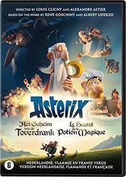 Astérix - Le secret de la potion magique / Alexandre Astier, réal. et scén. | Astier, Alexandre (1974-....). Metteur en scène ou réalisateur. Scénariste