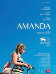 Amanda / Mikhaël Hers, réal. | Hers, Mikhaël. Metteur en scène ou réalisateur. Scénariste