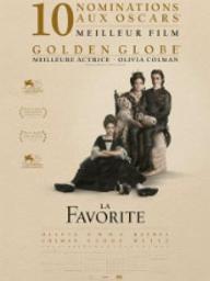 Favorite (La) / Yorgos Lanthimos, réal.   Lanthimos, Yorgos. Metteur en scène ou réalisateur. Producteur