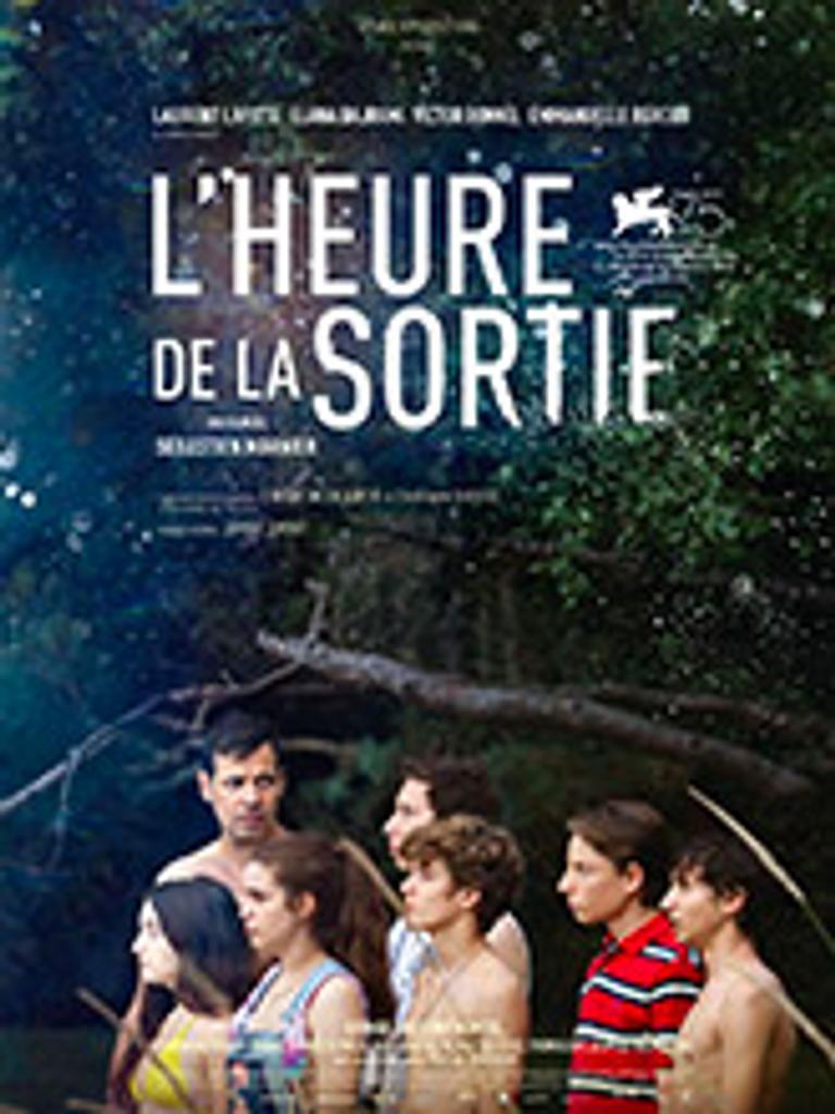 Heure de la sortie (L') / Sébastien Marnier, réal.   Marnier, Sébastien. Metteur en scène ou réalisateur. Scénariste