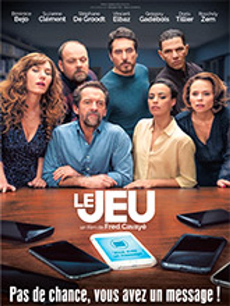 Jeu (Le) / Fred Cavayé, réal. | Cavayé, Fred. Metteur en scène ou réalisateur. Scénariste