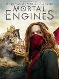 Mortal engines / Christian Rivers, réal. | Rivers, Christian. Metteur en scène ou réalisateur