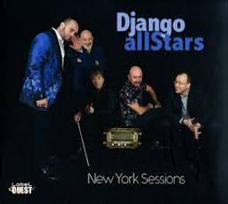 New York sessions / Django Allstars  |