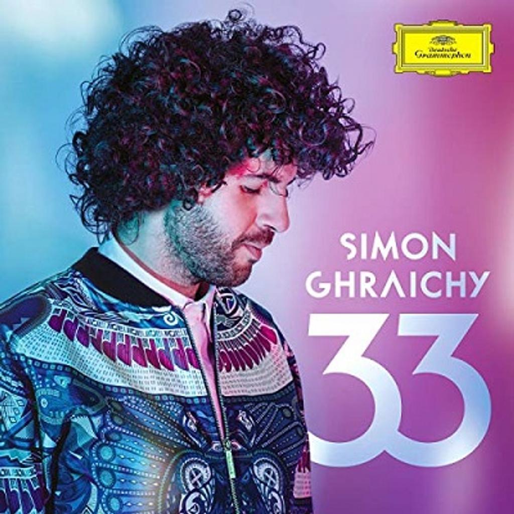 33 / Simon Ghraichy  | Ghraichy, Simon