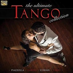 The ultimate tango collection / Edgardo Donato  |
