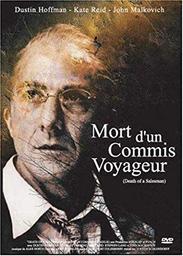 Mort d'un commis voyageur / Volker Schlondorff (réal) | Schlöndorff, Volker. Metteur en scène ou réalisateur