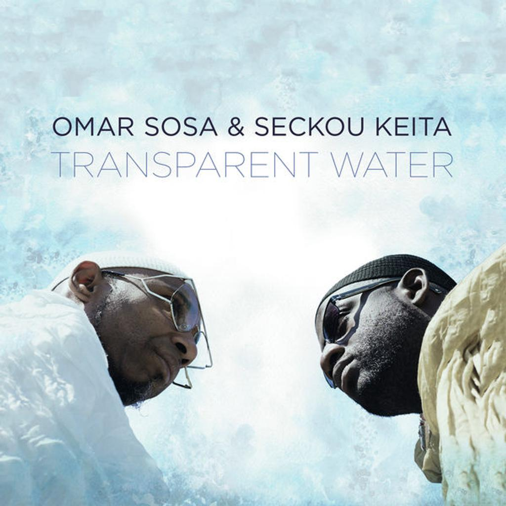 Transparent water / Omar Sosa    Sosa, Omar