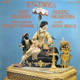 Encores : Liszt chamber / Liszt | Liszt, Franz