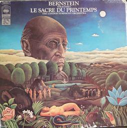 Le sacre du Printemps / Stravinsky   Stravinsky , Igor Fyodorovich