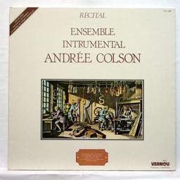 Récital / Ensemble instrumental Andrée Colson | Rossini, Gioachino (1792-1868)