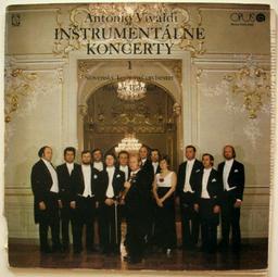 Instrumentalne Koncerty 1 / Antonio Vivaldi | Vivaldi, Antonio (1678-1741)