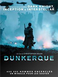 Dunkerque / Christopher Nolan (réal)   Nolan, Christopher (1970-....). Metteur en scène ou réalisateur