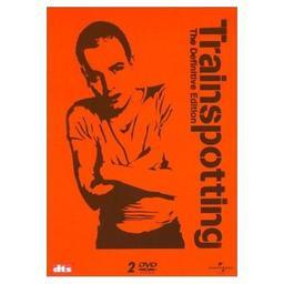 Trainspotting = The definitive edition / Danny Boyle (réal) | Boyle, Danny. Metteur en scène ou réalisateur