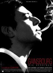Gainsbourg : (Vie héroïque) / Joann Sfar (réal) | Sfar, Joann (1971-....). Metteur en scène ou réalisateur