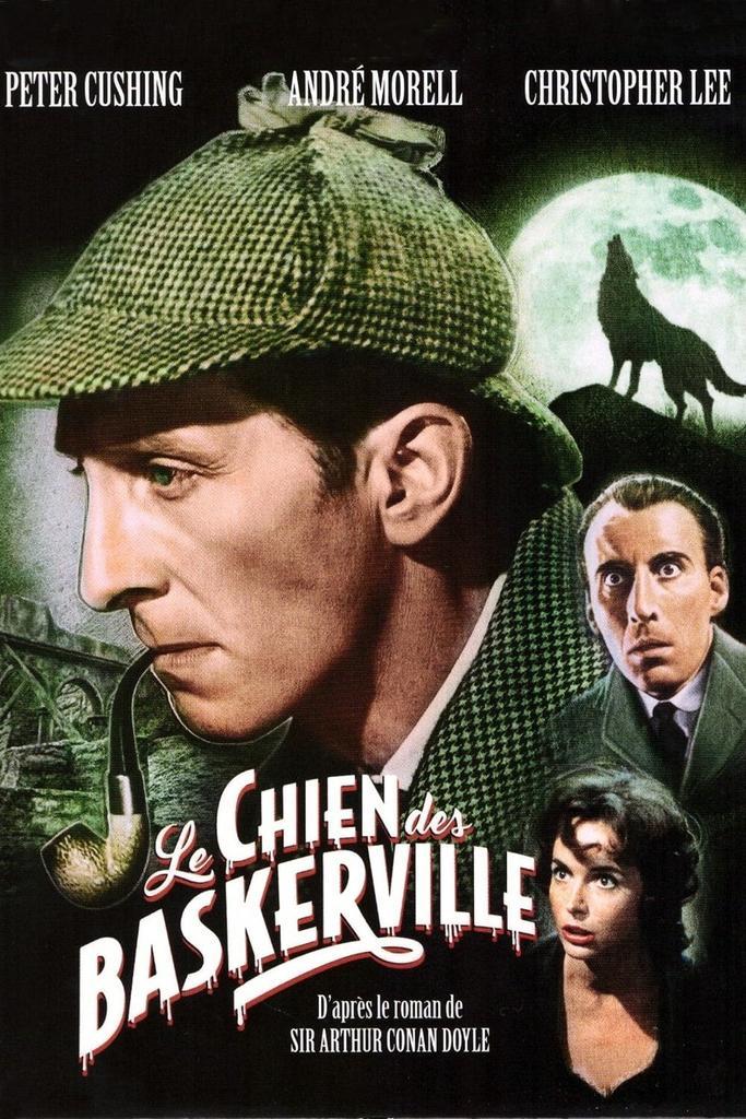 Le chien des Baskerville / Terence Fisher (réal) | Fisher, Terence. Metteur en scène ou réalisateur