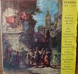 Eine klein Nachtmusik G - dur KV 525 / Wolfgang Amadeus Mozart | Mozart, Wolfgang Amadeus (1756-1791)