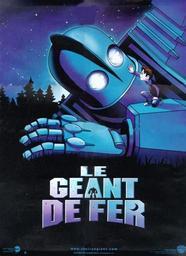 Le géant de fer / Brad Bird, réal.   Bird, Brad (1957-....). Metteur en scène ou réalisateur. Scénariste