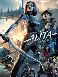 Alita : Battle Angel / Robert Rodriguez, (réal.) | Rodriguez, Robert (1968-....). Metteur en scène ou réalisateur
