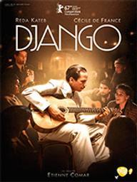 Django / Etienne Comar, (réal.) | Comar, Etienne. Metteur en scène ou réalisateur. Scénariste