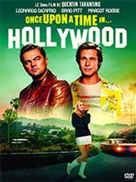 Once upon a time... in Hollywood / Quentin Tarantino, (réal.) | Tarantino, Quentin (1963-....). Metteur en scène ou réalisateur. Scénariste. Producteur