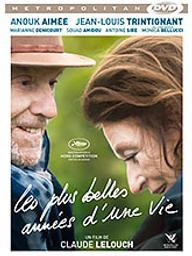 Plus belles années d'une vie (Les) / Claude Lelouch, (réal.)   Lelouch, Claude (1937-....). Metteur en scène ou réalisateur. Scénariste. Producteur