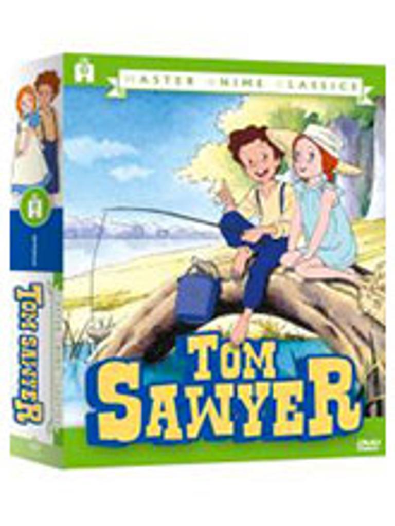 Tom Sawyer : Épisodes 1 à 14. 1 / Hiroshi Saitô, réal. | Saitô, Hiroshi. Metteur en scène ou réalisateur