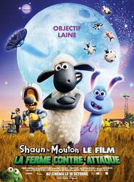 Shaun le mouton . 2, La ferme contre-attaque / Will Becher, réal. | Becher, Will. Metteur en scène ou réalisateur