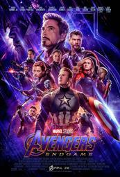 Avengers . 4, Endgame / Anthony Russo, réal.   Russo, Anthony. Metteur en scène ou réalisateur