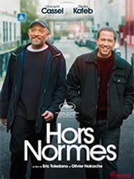 Hors normes / Olivier Nakache, réal. | Nakache, Olivier. Metteur en scène ou réalisateur. Scénariste