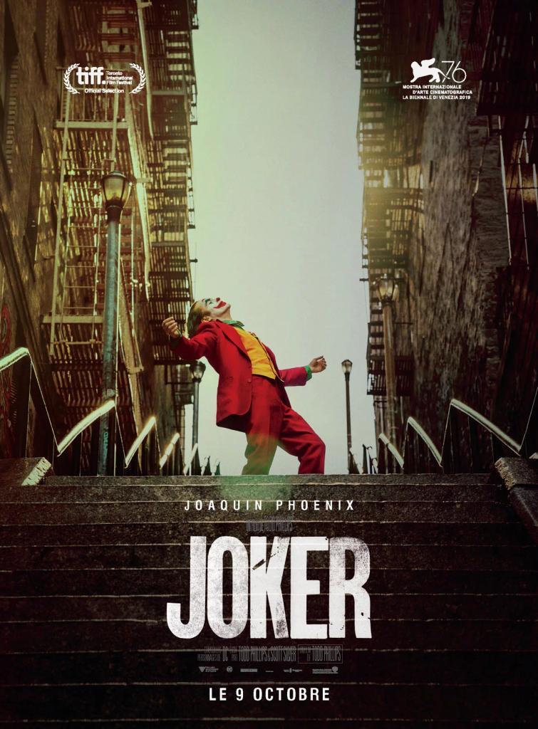 Joker / Todd Phillips, réal.   Phillips, Todd (1970-....). Metteur en scène ou réalisateur. Scénariste. Producteur