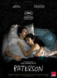 Paterson / Jim Jarmusch, réal.   Jarmusch, Jim (1953-....). Metteur en scène ou réalisateur. Scénariste. Compositeur