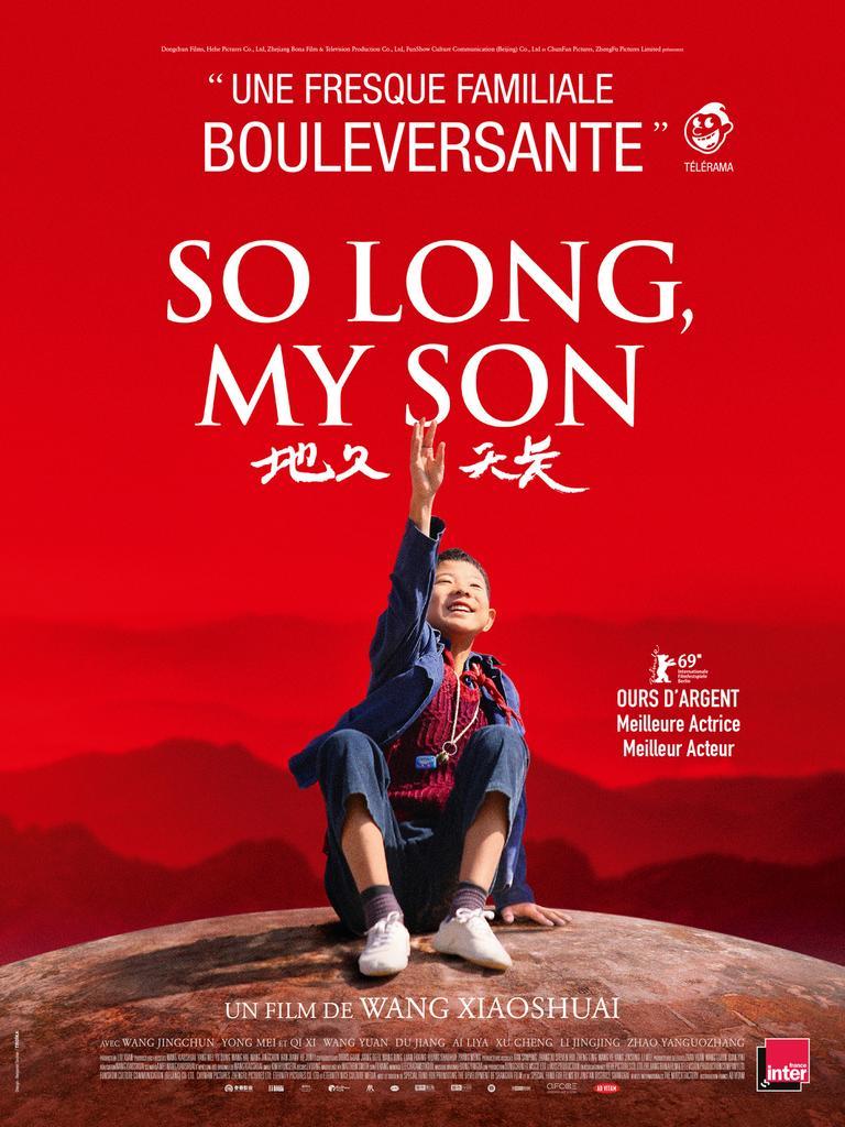 So long, my son / Xiaoshuai Wang, réal. | Wang, Xiaoshuai (1966-....). Metteur en scène ou réalisateur. Scénariste. Producteur