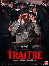 Traître (Le) / Marco Bellocchio, réal. | Bellocchio, Marco. Metteur en scène ou réalisateur. Scénariste
