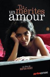 Tu mérites un amour / Hafsia Herzi, réal. | Herzi, Hafsia (1987-....). Metteur en scène ou réalisateur. Acteur. Scénariste. Producteur