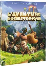 Aventure préhistorique (L') / Leon Ding, réal. | Ding, Leon. Metteur en scène ou réalisateur