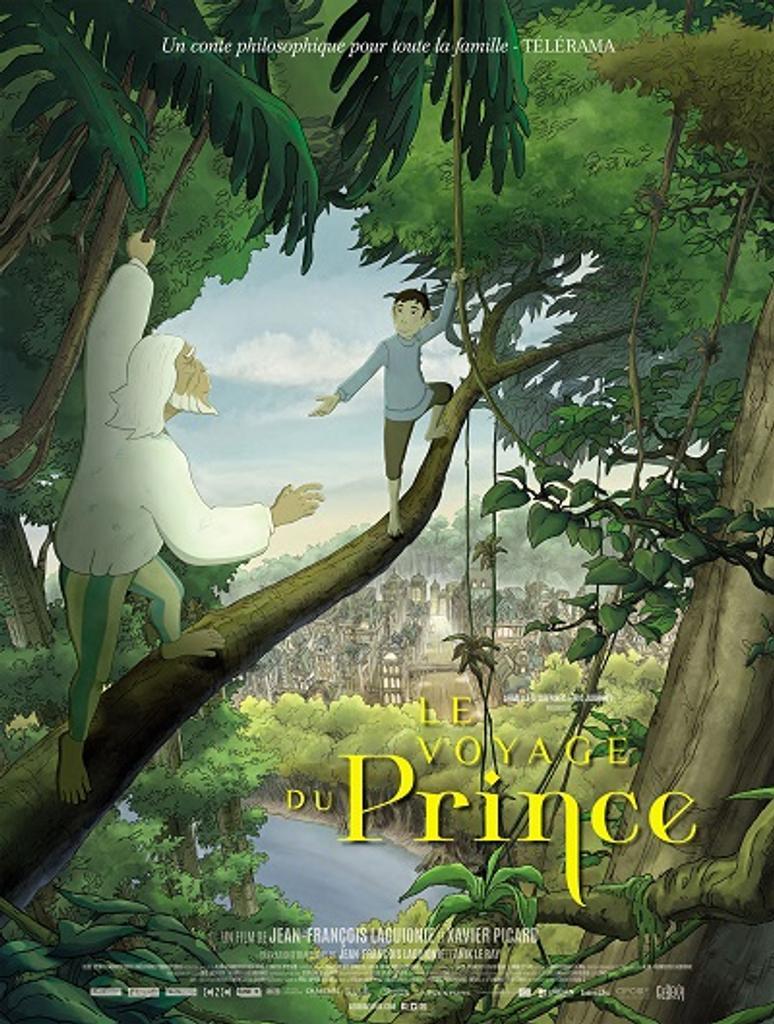 Voyage du prince (Le) / Jean-François Laguionie, réal.   Laguionie, Jean-François. Metteur en scène ou réalisateur. Scénariste