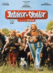 Astérix et Obélix contre César / Claude Zidi, réal.   Zidi, Claude. Metteur en scène ou réalisateur