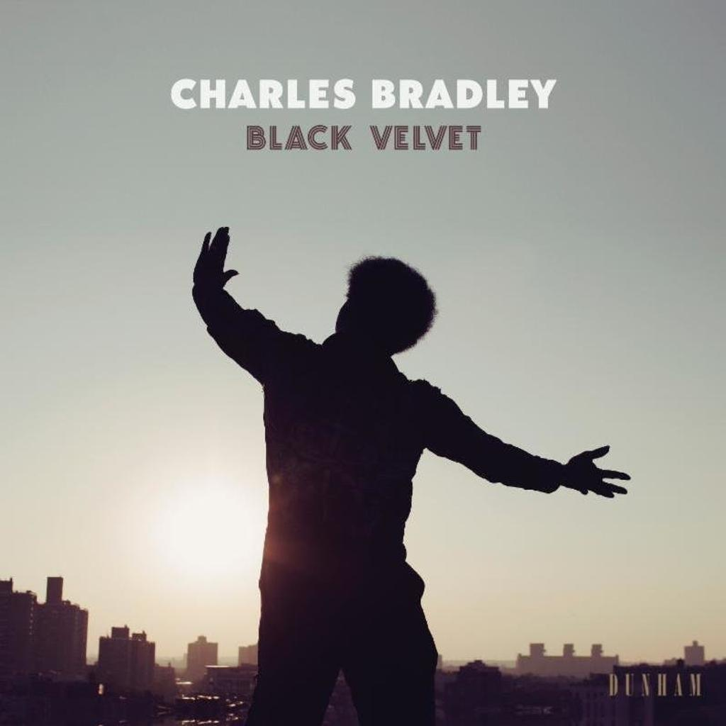 Black velvet / Charles Bradley   Bradley, Charles