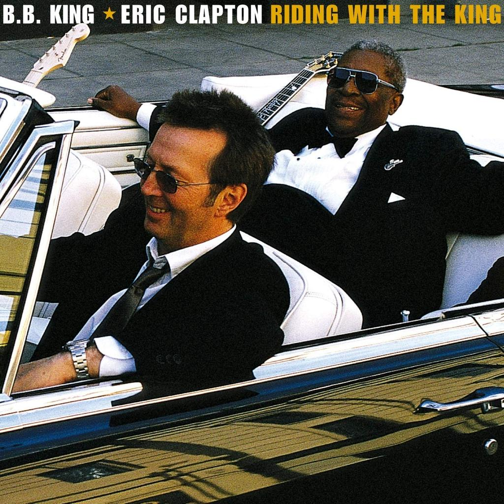 Riding with the king / Eric Clapton  | Clapton, Eric