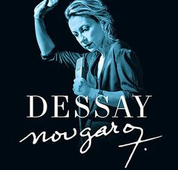 Nougaro : Sur l'écran noir de mes nuits blanches / Natalie Dessay    Dessay, Natalie