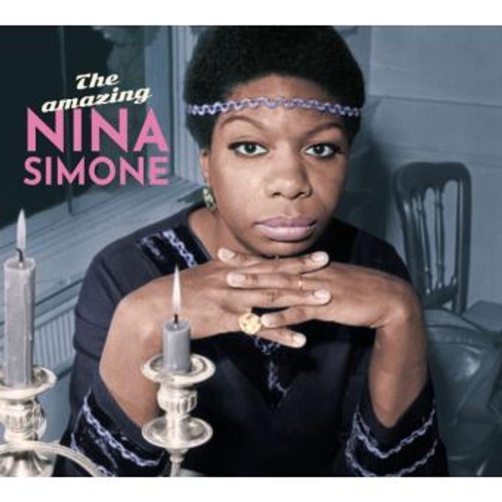 The amazing Nina Simone / Nina Simone   Simone, Nina