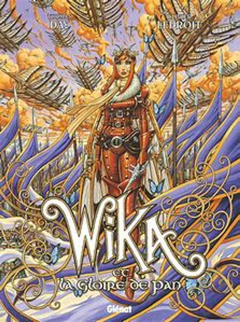 Wika et la gloire de Pan. 3 / scénario Thomas Day | Day, Thomas (1971-....). Auteur