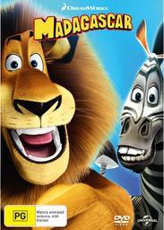 Madagascar. 1 / Eric Darnell, Tom McGrath (réal.) | Darnell, Eric. Metteur en scène ou réalisateur. Scénariste