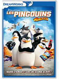 Pingouins (Les) : de Madagascar / Eric Darnell, Simon J. Smith (réal.) | Darnell, Eric. Metteur en scène ou réalisateur. Scénariste