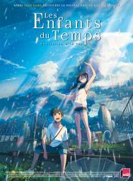 Enfants du temps (Les) / Makoto Shinkai (réal.)   Shinkai, Makoto (1973-....). Metteur en scène ou réalisateur. Scénariste