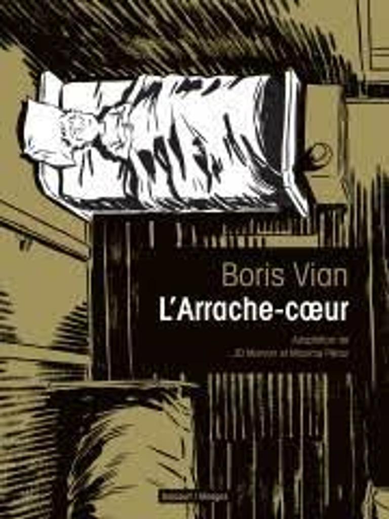 L' arrache-coeur / adaptation et scénario JD Morvan   Morvan, Jean-David. Auteur