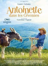 Antoinette dans les Cévennes / Caroline Vignal, réal. | Vignal, Caroline. Metteur en scène ou réalisateur. Scénariste