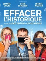 Effacer l'historique / Gustave Kervern, réal. | Kervern, Gustave (0000-....). Metteur en scène ou réalisateur. Scénariste