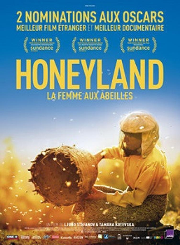 Honeyland / Ljubomir Stefanov, réal.   Stefanov, Ljubomir. Metteur en scène ou réalisateur. Scénariste. Producteur
